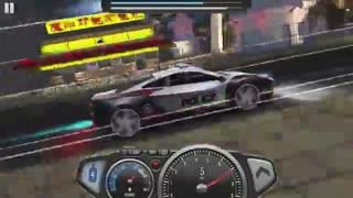 بازی هیجانی Top Speed Drag