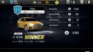 بازی  جذاب و دیدنی  Drag -Fast Racing