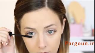 آموزش آرایش ساده، زیبا و سریع