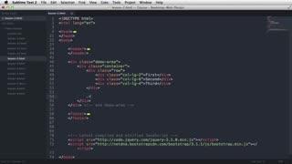 Bootstrap for Design - Part3