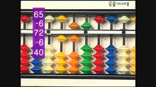 Video Education for Abacus Arithmetics - Lecture 15