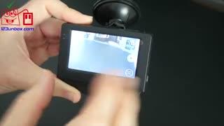 آنباکسینگ: دوربین خودرو Z8،ویدیو ریجستر