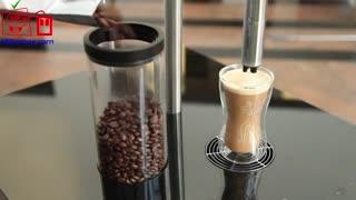آنباکسینگ:دستگاه قهوه ساز هوشمند scanomat
