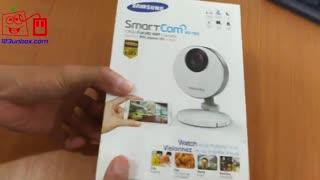 آنباکسینگ: دوربین آی پی سامسونگ Smart Cam Pro HD