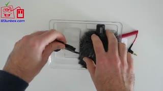 آنباکسینگ: کوچکترین میکروفون حرفه ای دوربین عکاسی از کمپانی Rode