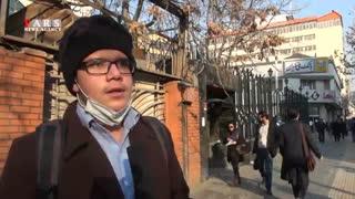 سفر معصومه ابتکار به کیش در روز های هوای آلوده تهران!!!