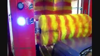 کارواش برای شستشو صنعتی ماشین ها ( تمام اتومات)-شرکت ابراهیم