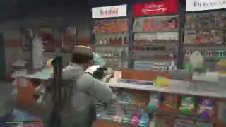 ویدئوی Weapons On Back بازی GTA V