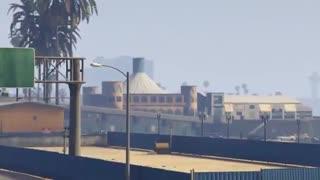 ویدئوی مد خودکشی بازی  GTA V