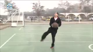 Amber(f(x)) - Basketball Match