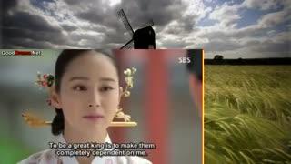 سریال تاریخی جانگ اوکی جونگ (زندگی برای عشق ) قسمت چهاردهم