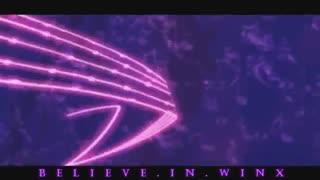 Winx Club:Musa Enchantix Transformation! HD