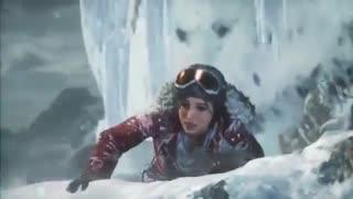 تریلر انتشار بازی Rise of the Tomb Raider (من برگشتم )