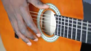 گیتار اسپانیایی سبک فلامینکو