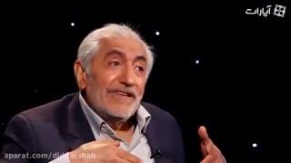 مصاحبه ی رضا رشیدپور با سید محمد غرضی