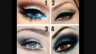 کدوم چشم قشنگتره به نظرتون؟