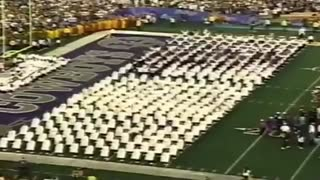 Super bowl-Michael Jackson 1993  اجرای زیبا و تکرار نشدنی مایکل جکسون در سوپر بال