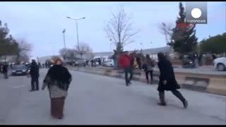 شلیک مرگبار از سوریه به مدرسه ای در جنوب ترکیه