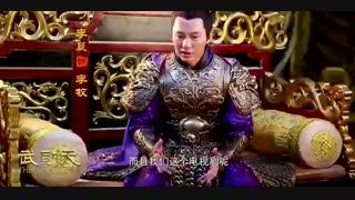 پشت صحنه ی سریال تاریخی ملکه ی چین