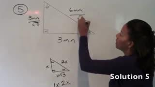 آموزش GRE - درس نهم (اشکال مثلثی و چند ضلعی ها)