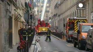آتش سوزی در هتل ریتز پاریس