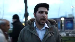 آرزو های جامعه ایرانی (مصاحبه دیدنی با مردم تهران)