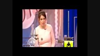 ایست قلبی مجری زن تلویزیون در برنامه زنده