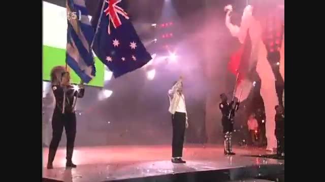 دانلود تورجهانی ژاپن مایکل کنسرت مایکل جکسون - history - نماشا