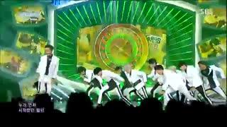 Super Junior)] MAMACITA اجرای فوق العاده از سوپر جونیور