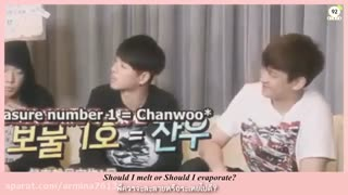 Ikon  ...   B.I  & CHANWOO