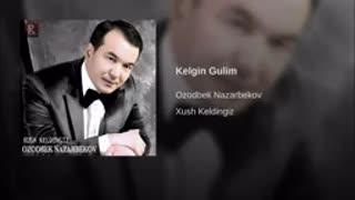 آهنگ زیبای ترکی Kelgin Gulim