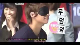 SJ Yesung & f(x) Victoria-Amber Game Cuts