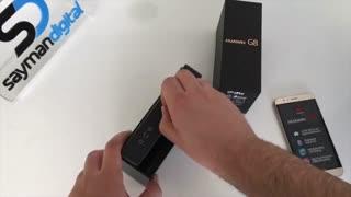 آنباکس  Huawie G8