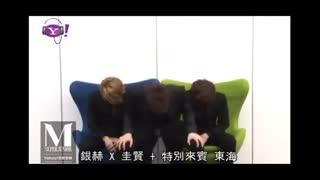 Dunghae & Eunhyuk & Kyuhyun teaching perfection dance