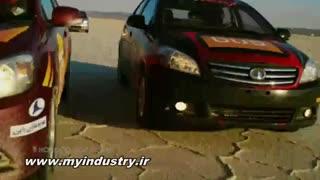 تبلیغ ولکس c30 خودروسازی راین