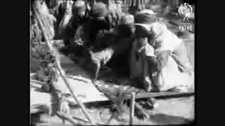 قدیمی- زندگی عشایر شیراز 83 سال پیش- فیلم صامت