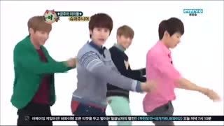 Weekly Idol Random Play Super Junior