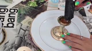 ایده آویز و جای لاک و جواهرات - دکور
