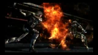 Amv زیبای بازی Metal Gear Rising Revengeance شخصیت سم