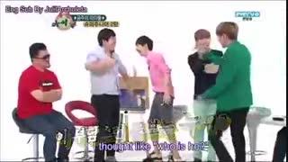 Super Junior Weekly Idol 2012 (Eng Sub) Part 4