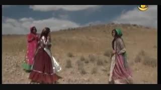 قشقایی تورکلری-بیر اویون Qaşqayı Türkleri-Bir oyun