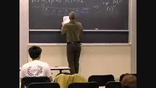 ترمودینامیک و سینتیک، دانشگاه MIT، جلسه 17