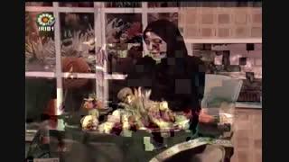 حکاکی میوه آرایی-گل رُز با هویج