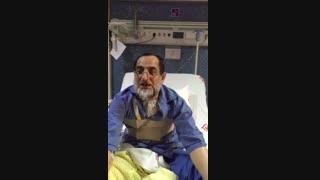 پیام ویدئویی امام جمعه مریوان بعد از عمل جراحی قلب/ ماموستا شیرزادی: مرگ را به چشم خود دیدم