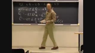 ترمودینامیک و سینتیک، دانشگاه MIT، جلسه 29