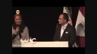 قسمت سانسور شده صحبت های مهناز افشار