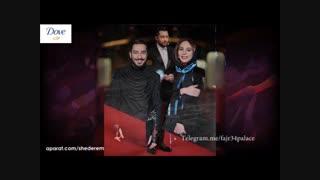 فتو کلیپ هنرمندان در سی و چهارمین جشنواره فیلم فجر