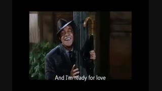 I'm singin in the rain-Gene Kelly