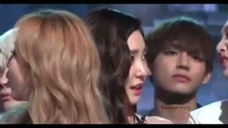 اهنگ snsd نماشا BTS V SINGING SNSD PARTY - نماشا
