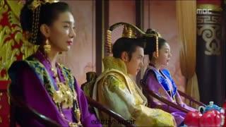 میکس بسیار زیبای ملکه کی با بازی جی چانگ ووک (بازیگر نقش هیلر پارک بونگ سوک)